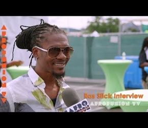 Ras Slick Interview with Afrofusion TV