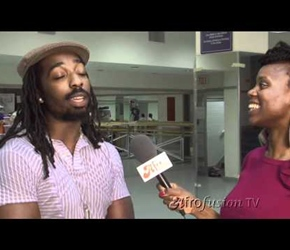FELA! CAST MEMBERS TEACH HOWARD UNIVERSITY DANCE CLASS