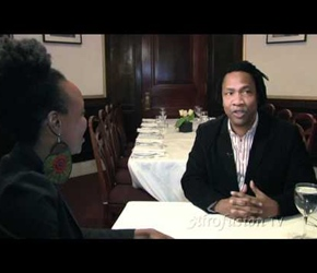 "ROGER ROSS WILLIAMS, ACADEMY AWARD-WINNING DIRECTOR (""MUSIC BY PRUDENCE"") TALKS WITH AFROFUSION TV"