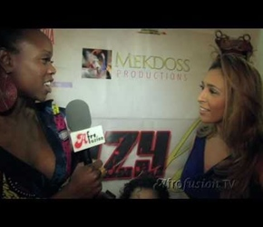 "NOLLYWOOD MOVIE PREMIERE ""CRAZY IN LOVE"""