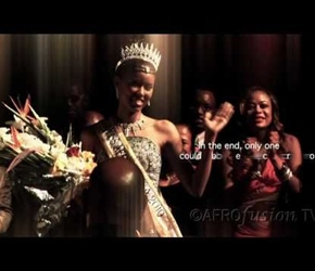 AFROFUSION AT MISS AFRICA USA 2010