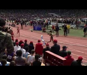 JAMAICAN DOMINANCE AT THE PENN RELAYS