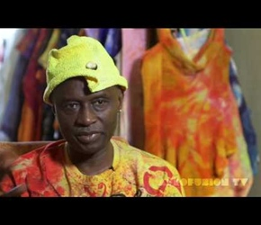 Jimi King on African Art and Fashion