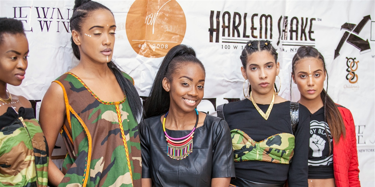 Harlem Fashion Week 2017